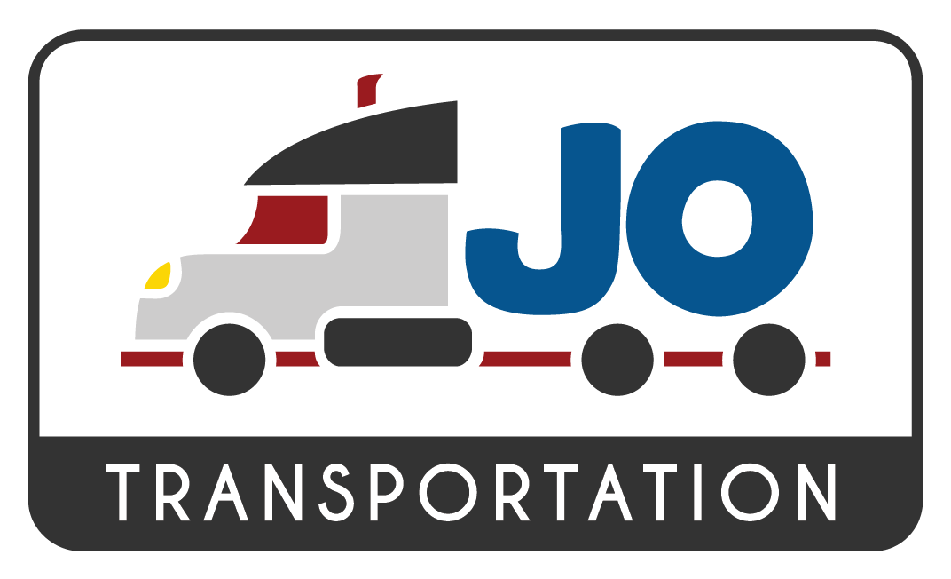 J.O. Transportation Logo